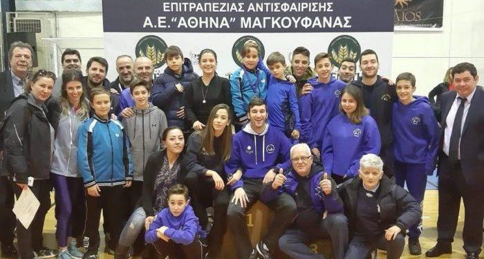 Με απόλυτη επιτυχία και το 5ο αναπτυξιακό της 'Αθηνάς'